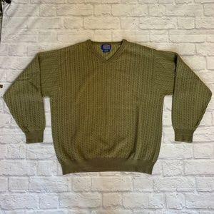 Pendleton Woolen Mills Mens Large Sweater Knit